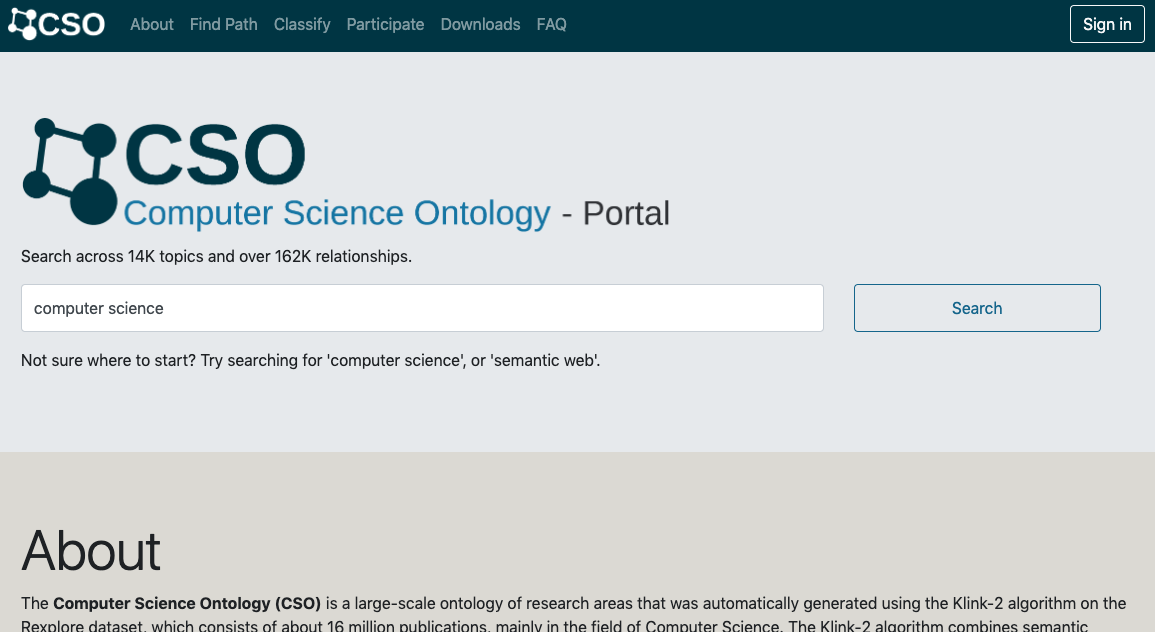 Project - CSO Portal