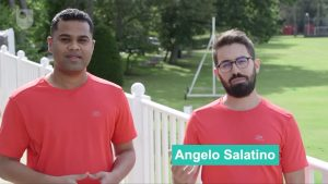 'PhD Survival Guide', Angelo and Akshika, The Open University
