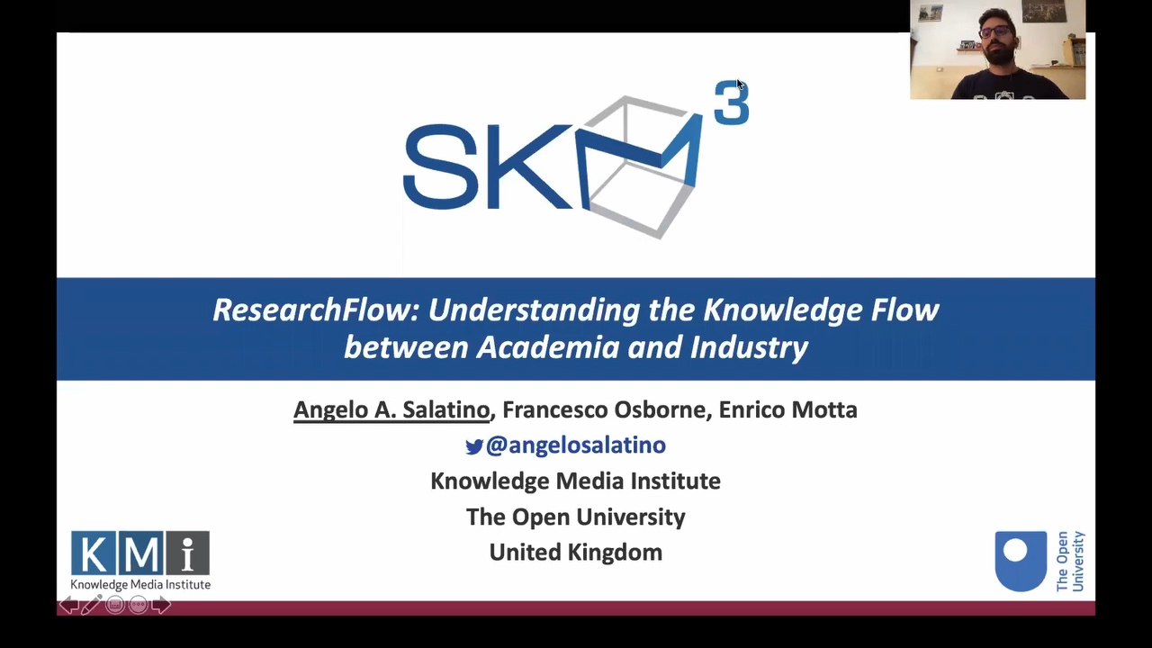 Project - ResearchFlow: Understanding the Knowledge Flow between Academia and Industry