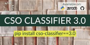 CSO Classifier 3.0
